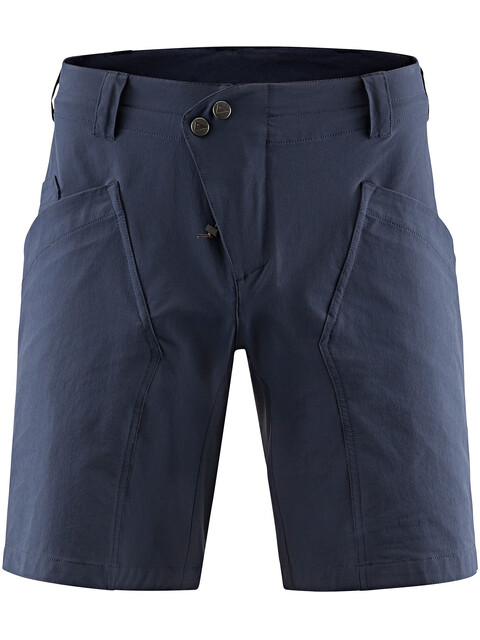 Klättermusen Vanadis - Pantalones cortos Hombre - azul